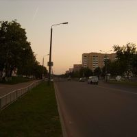 ул. Заслонова, Солигорск