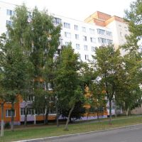 in Lesnaya-street
