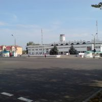 Vokzal, Солигорск