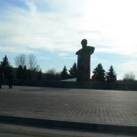 памятник Иличу, Солигорск