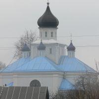 церковь д.Чижевичи, Солигорск