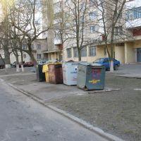Soligorsk garbage, Солигорск