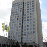 Soligorsk skyscraper, Солигорск