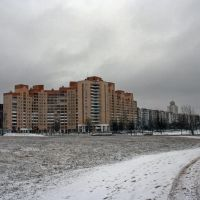 Soligorsk Зима, Солигорск