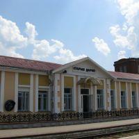 Railway station, Старые Дороги