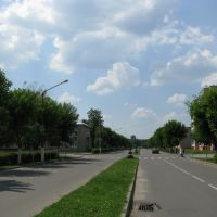 On streets, Старые Дороги
