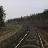Железная дорога Слуцк-Осиповичи, Старые Дороги