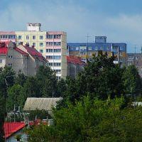 Город Столбцы, Столбцы