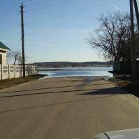 река Нёман разлилась, Столбцы
