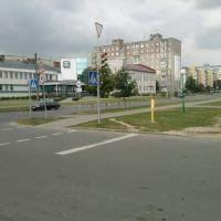 ул центральная, Столбцы
