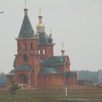 церковь, Столбцы