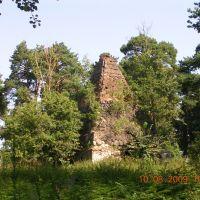 Піраміда-пахавальня Завішаў, Узда