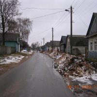 вуліца Татарская, Узда