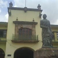 Gral. Miguel Aleman, frente al Palacio Municipal, Акаюкан