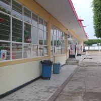 Salones de la Esc. Primaria., Акаюкан