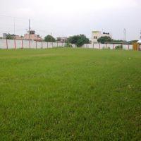 Campo deportivo de la Escuela., Акаюкан