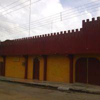 El Castillo Dorado (Salon de Fiestas), Акаюкан