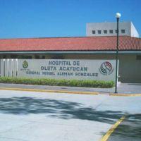 Hospital General Oluta - Acayucan, Акаюкан