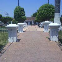 (1) Parque Constitución., Акаюкан