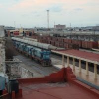 Trenes en Veracruz, Алтотонга