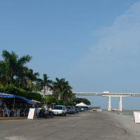 Malecón y faro, Альварадо