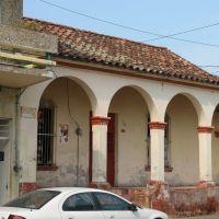 casa dos aguas y arcos, Альварадо
