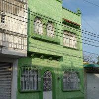 En la calle Juárez, Альварадо