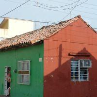 Casa de dos aguas por el faro, Альварадо