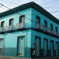 Casa del Tío Mario, Альварадо