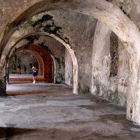 20080730-CCLXXVIII-Interior Fuerte San Juan de Ulúa-Veracruz, Веракрус
