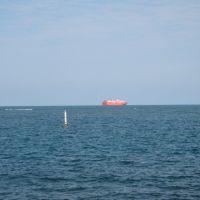 Barco a lo lejos, Веракрус