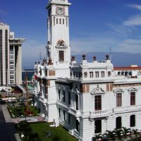 Vista desde el hotel, Веракрус