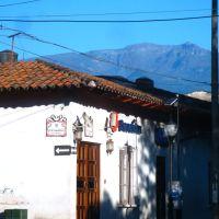 El cofre de Perote al amanecer, Коатепек