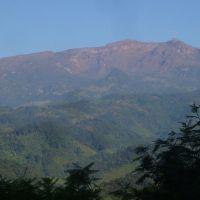 Cofre de Perote desde cerro de las culebras, Коатепек