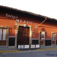 Colegio MEXICO, Coatepec, Veracruz, Коатепек