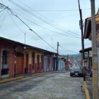 Calle Aldama, en Coatepec, Коатепек