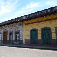 Las calles de Coatepec, Коатепек