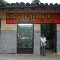"""VINOS DE NARANJA""""BAUTISTA GALVEZ"""",COATEPEC VERACRUZ-MEXICO 2012, Коатепек"""
