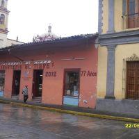 """TALABARTERIA """"EL TIGRE"""",COATEPEC VERACRUZ-MEXICO 2012, Коатепек"""