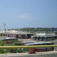 La terminal de ADO x la Transisimica, Коатцакоалькос