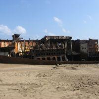 Desmantelación del Barco Orfeo (encayado), Коатцакоалькос