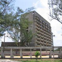 """Hotel abandonado """"Lerma"""", Коатцакоалькос"""