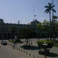 PALACIO MUNICIPAL Y PARQUE 06-06-2012, Кордоба