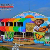 Mural Cosamaloapan y su Historia, Косамалоапан (де Карпио)