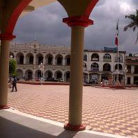 Palacio Municipal. Cosamaloapan, Ver. Día Nublado, Косамалоапан (де Карпио)