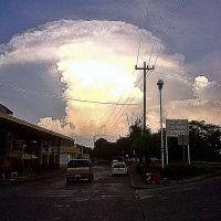Nube Supercélula, Косамалоапан (де Карпио)