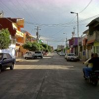 Avenida Reforma, Косамалоапан (де Карпио)