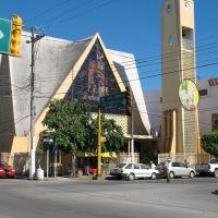 Parroquia Sn Juan Bautista vitral nuevo, Мартинес-де-ла-Торре