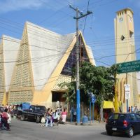 Iglesia San Juan Bautista, Мартинес-де-ла-Торре
