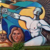 Mural del tec, Минатитлан